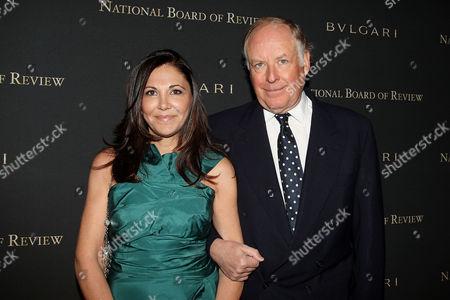 Nicola Bulgari and wife Beatrice Bulgari