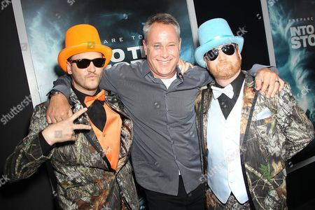 Kyle Davis, Todd Garner (Producer), Jon Reep