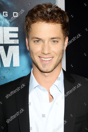 Editorial picture of 'Into the Storm' film premiere, New York, America - 04 Aug 2014