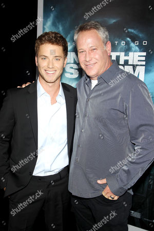 Jeremy Sumpter, Todd Garner (Producer)