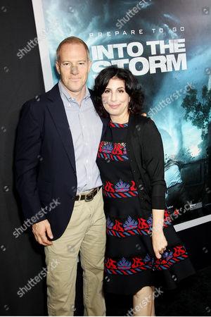 Toby Emmerich (Pres. & COO New Line Cinema) , Sue Kroll (Pres. Worldwide Marketing & Int. Distribution Warner Bros), Todd Garner (Producer)