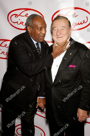 Bill Cosby and Sirio Maccioni