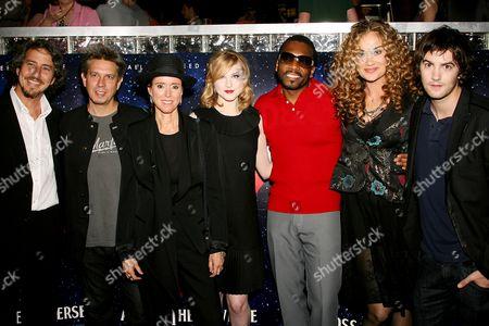 Daniel Ezralow (choreographer),Elliot Goldenthal (composer), Julie Taymor(director), Evan Rachel Wood, Martin Luther, Dana Fuchs, Jim Sturgess