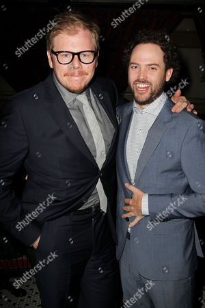Ben York Jones (Writer) and Drake Doremus (Writer/Director)