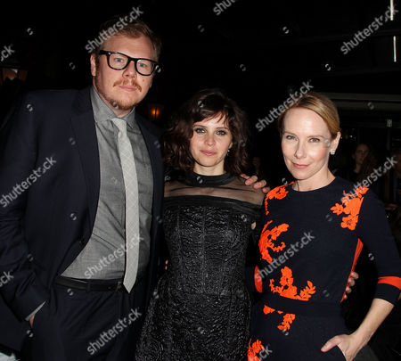 Ben York Jones, Felicity Jones, Amy Ryan