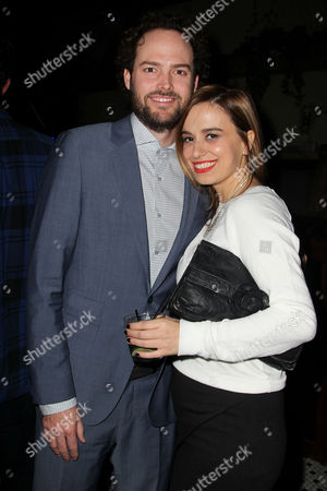 Editorial image of 'Breathe In' film after party, New York, America - 18 Mar 2014