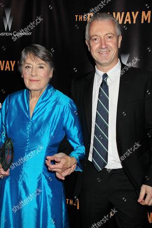 Patti Lomax and Andy Paterson