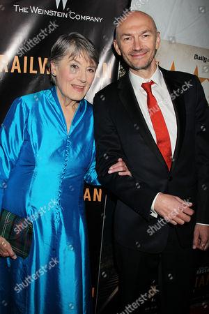 Patti Lomax and Jonathan Teplitzky