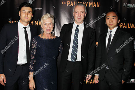 Editorial image of 'The Railway Man' film premiere, New York, America - 07 Apr 2014