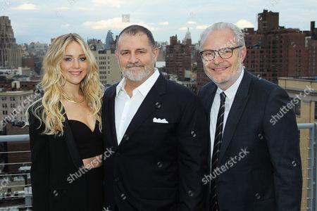 Jennifer Lawrence, Tim Palen, Francis Lawrence