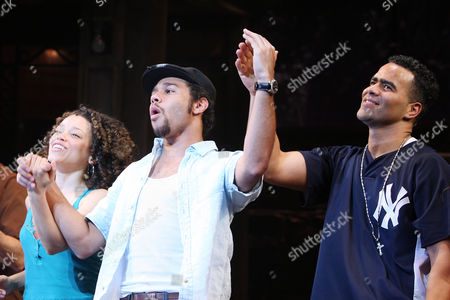 Editorial picture of 'In the Heights' Broadway Musical, New York, America - 25 Jan 2010