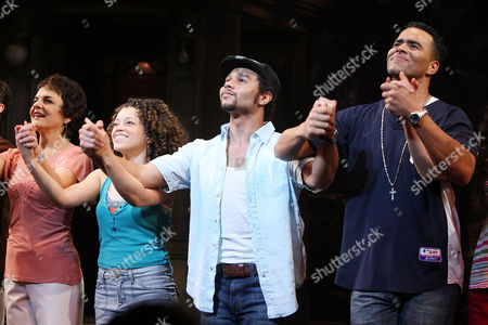 Editorial photo of 'In the Heights' Broadway Musical, New York, America - 25 Jan 2010