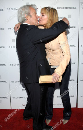 Gordon Pinsent and Kim Cattrall