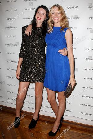Caitriona Balfe and Sara Ziff