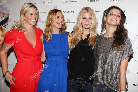 Editorial image of A Fashion Week Reception for 'Picture Me: A Model's Diary', New York, America - 08 Sep 2010
