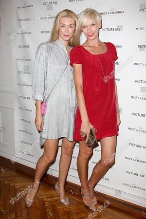Editorial picture of A Fashion Week Reception for 'Picture Me: A Model's Diary', New York, America - 08 Sep 2010