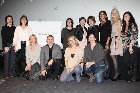 Lena Dunham, Delia Ephron, Adrienne Shelly and grant recipients