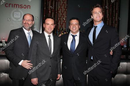 Editorial photo of The New York Film Critics Circle Awards, New York, America - 10 Jan 2011