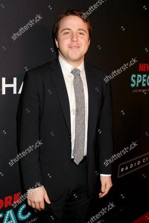 Stock Photo of Josh Harmon