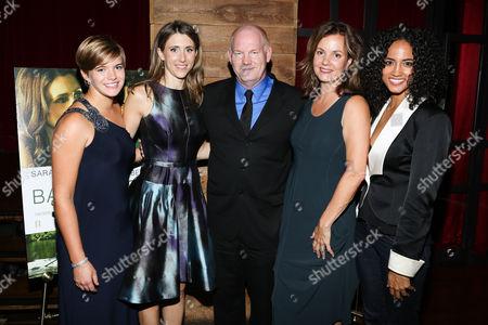 Stock Photo of Meredith Apfelbaum, Sarah Megan Thomas, Glenn Morshower, Margaret Colin, Alexandra Metz
