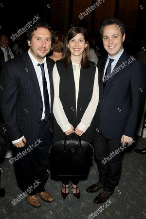 Teddy Schwarzman, Nora Grossman, Ido Ostrowsky (Producers)
