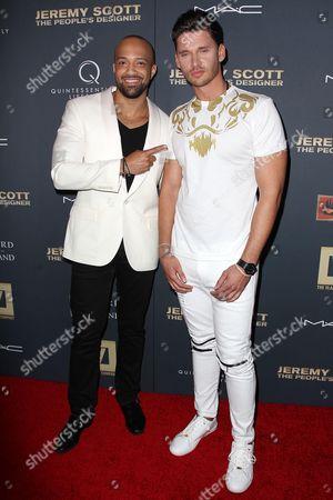 Edwin Mejia (Producer) and Vlad Yudin (Director)