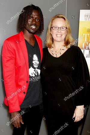 Editorial image of 'The Good Lie' film screening, New York, America - 30 Sep 2014