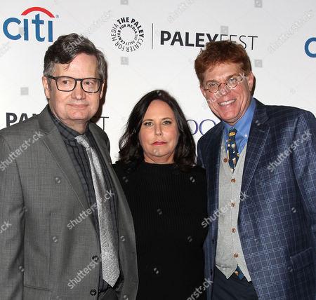 Joe Dougherty, I. Marlene King and Oliver Goldstick (Creator and Producers)