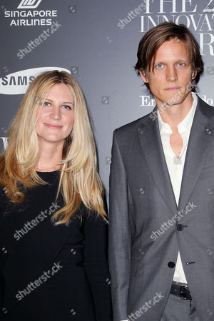 Editorial photo of WSJ Innovator of the Year Awards, New York, America - 05 Nov 2014