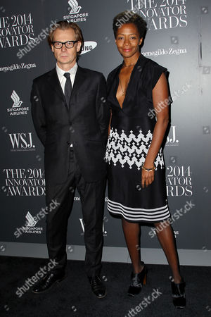 Philippe Vergne and Kara Walker
