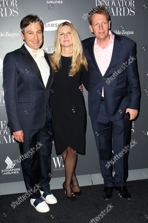 Anthony Cenname, Kristina O'Neill and Magnus Berger
