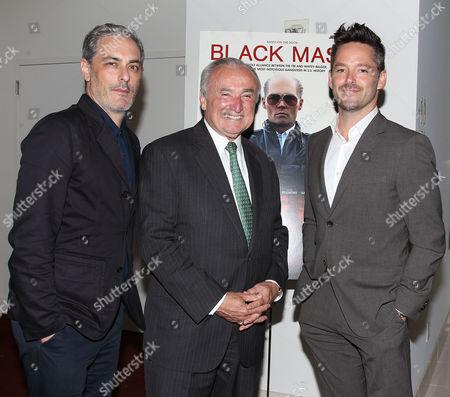 John Lesher (Producer), William J Bratton and Scott Cooper
