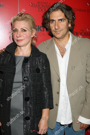 Stock Image of Michael Imperioli and Victoria Imperioli