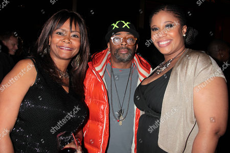 Tonya Pinkins, Spike Lee and Pernell Walker
