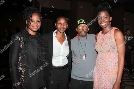 Dee Rees, Nekisa Cooper, Spike Lee and Adepero Oduye