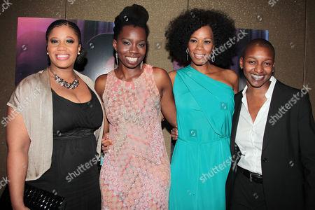 Pernell Walker, Adepero Oduye, Kim Wayans and Nekisa Cooper
