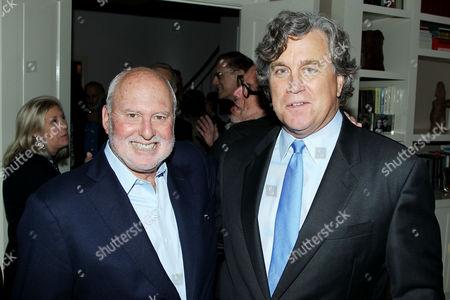 Michael Lynne, Tom Bernard (Co-Pres. Sony Picture Classic)