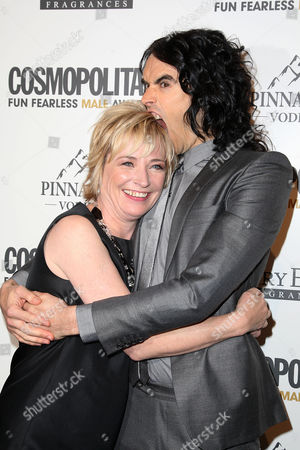 Kate White, Russell Brand
