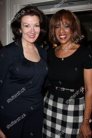 Rosemary Ellis (Editor in Chief of Good Housekeeping) and Gail King