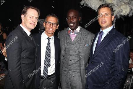 Steve Buscemi, Michael Lombardo, Michael Kenneth Williams, Jeff Hirsch