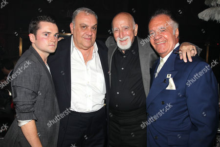 Robert Iler, Vincent Curatola, Dominic Chianese, Tony Sirico