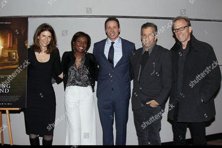 Amy Ziering, Deborah Roberts, Chris Cuomo, Guest, Kirby Dick
