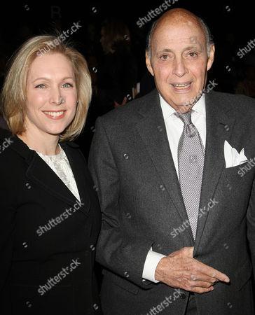 Kirsten Gillibrand and Reinaldo Herrera