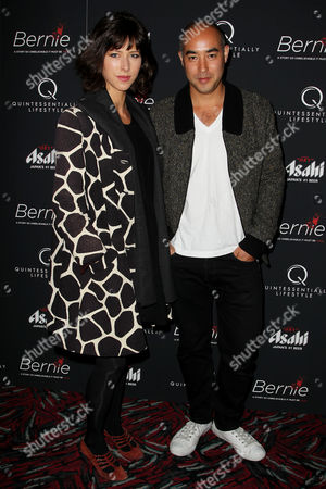Sophie Hunter and Max Osterweis