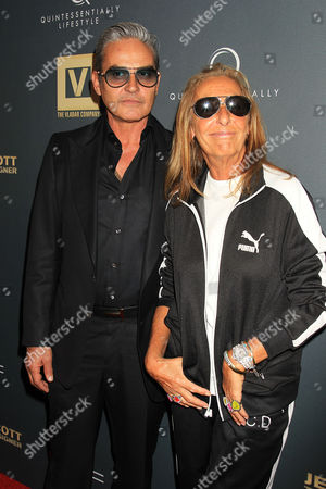 Stock Picture of Oribe Canales and Carline Erff