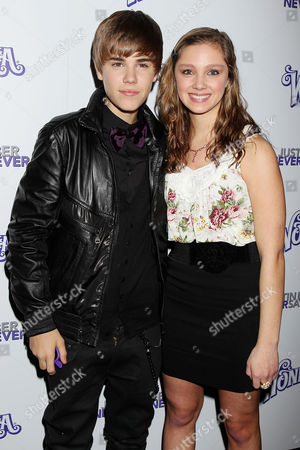 Justin Bieber and Linsey Mickolas (Lonely Girl)