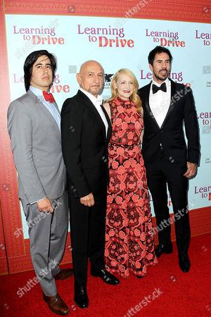 Daniel Hammond, Sir Ben Kingsley, Patricia Clarkson, Gabriel Hammond