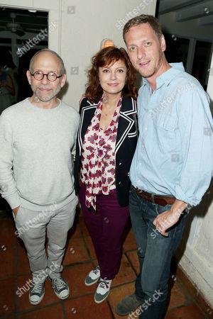 Bob Balaban, Susan Sarandon and Brian Klugman