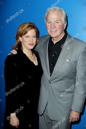 Stock Image of Lorri Davis and John Douglas