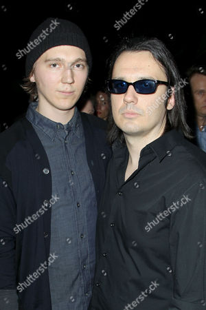 Editorial image of 'West Of Memphis' film premiere afterparty, New York, America - 07 Dec 2012